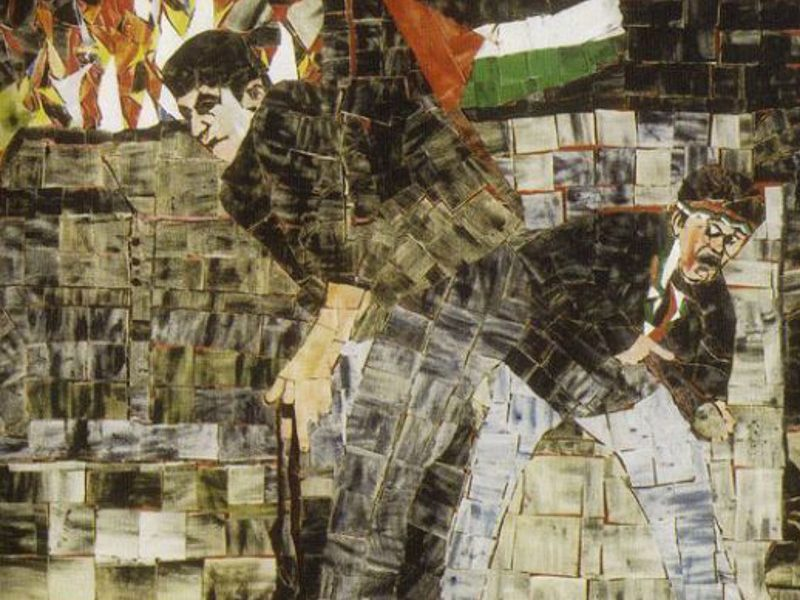 Fragments: Mosaics and Reality in Contemporary Israeli Art Zman Le'Omanut, Time for Art Center, Tel Aviv, Nov. 2004 – Jan. 2005