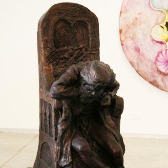 Nicht Fin Unzara, Sasha Serber, Boris Shatz, David Vakshtein Tavi Dresdner Gallery, Tel-Aviv, March 2008