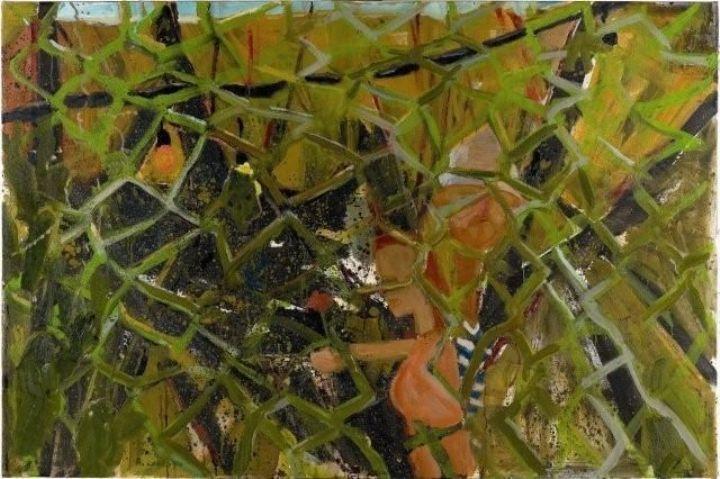 בעל/מקצוע   טקסט נלווה לתערוכת יחיד לצייר עמית קבסה גלריה חזי כהן